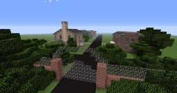 The Walking Dead WiltShire Estates Minecraft Project