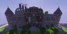Manor Plive Minecraft Map & Project