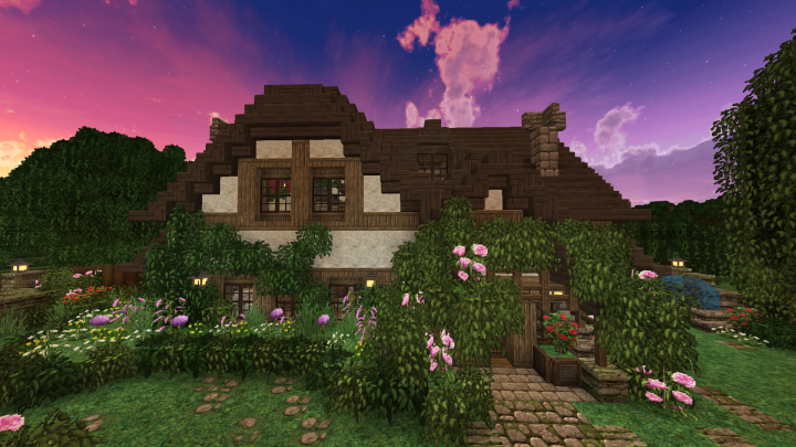 Super Willowbrook English Cottage Minecraft Project Download Free Architecture Designs Osuribritishbridgeorg