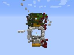 Broken 7x7 Door Parkour Map (20 Lvls) Minecraft Project