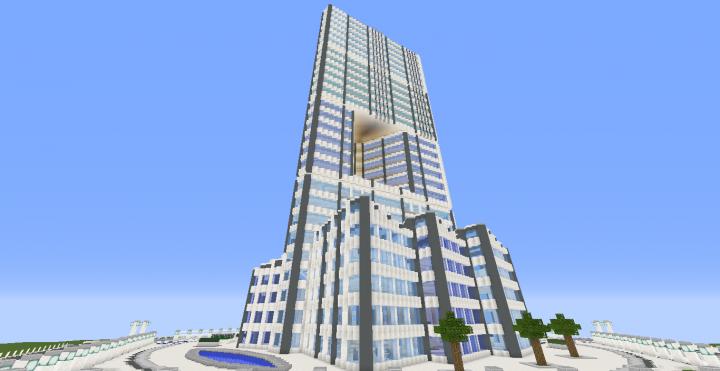 100 Floors Level 42 Main Tower
