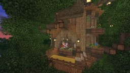 Hearthgrove Treehouse Minecraft Project