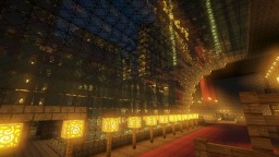 Underwater city of Rapture Minecraft