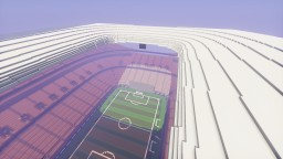 Allianz Arena Minecraft Map & Project