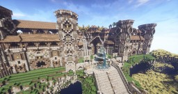 Orah-mc [mmorpg server] Steridia, The Republic City Minecraft Map & Project
