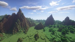 Island World for Minecrft 1.8-1.12 Minecraft Project