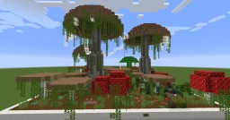 Small Fungal Forest Minecraft Map & Project