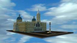 Basilica Sancta Maria Maggiore Minecraft Map & Project