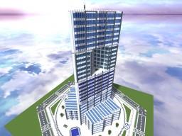 Quartz Tower #9 Minecraft Map & Project