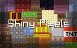 Shiny Pixels | Bright and Squary! - Amazing Terracotta! Minecraft Texture Pack