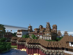 The Astorian Vale- GOT inspired minecraft world Minecraft Project