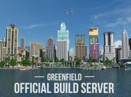 Greenfield Build Server - APPLICATIONS CLOSED Minecraft Server