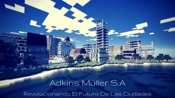 Empresas Adkins Müller. Minecraft Blog Post