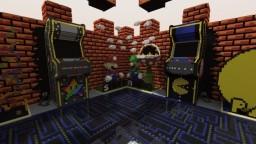 Retro Hub Minecraft Project