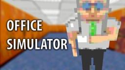 Office Simulator Minecraft Project