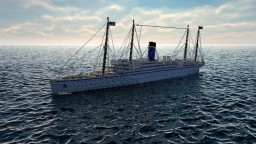 RMS Lago Acquapartia by GenerationGame Minecraft Project