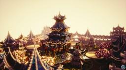 发现 - an oriental hub Minecraft