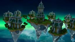 Avagnar - a skywars map Minecraft Project