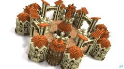 """Dubar - a """"desert"""" hub Minecraft Project"""