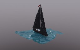 Spiritless Voyager - Epic Custom Sailboat [+Download] Minecraft