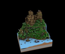 Plot 156x156 by Democrite Minecraft Map & Project