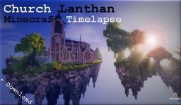 Minecraft Timelapse | small church | St. Lanthan Minecraft Project
