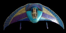 (STARGATE) death gliders models