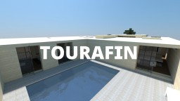 The Tourafin House Minecraft Map & Project
