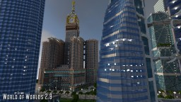 Mecca, Saudi Arabia Minecraft Project