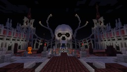 Horror Themed spawn Minecraft Project