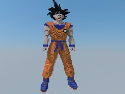 Son Goku Minecraft Project