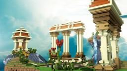 Flora - a 30x30 prison mine Minecraft Project