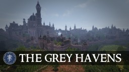 The Grey Havens Minecraft Map & Project