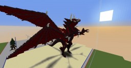 Hell Dragon Minecraft Project