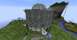 Survival Spawn Lobby -Downloadable- Minecraft Project