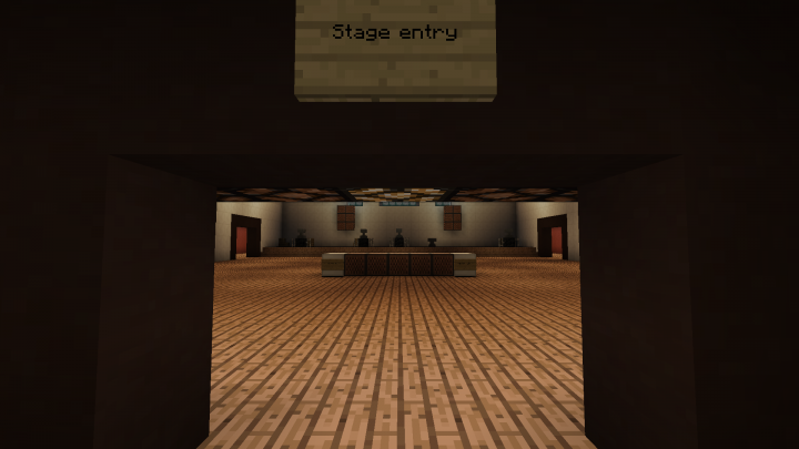 Stage entry