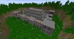Golem Temple Minecraft