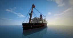 SS Phantaphia Minecraft Map & Project