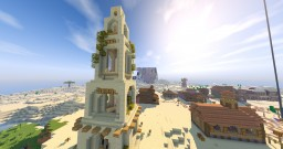 Gold Town Minecraft Project