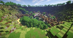 Minecraft: Hub, Lobby Spawn 100x100 (Download) Minecraft