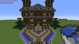 The Manor Minecraft Map & Project