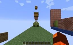 Super mario bros map Minecraft Project