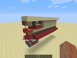 Smallest Expandable 3 High Sand Door (Minimum size:3x6x3) Minecraft Project