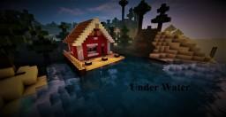 Under Water (Tentative de Récupération du Projet Ouverte) Minecraft Map & Project
