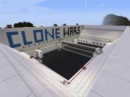 Clone wars ultra redstone battle arena Minecraft Project