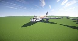 Custom Plane - Horizon Airline B-769 By FathomHawk and HorizonGaming Minecraft Map & Project