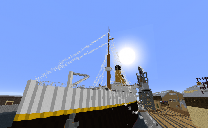 Titanic Edwardian Resource Pack