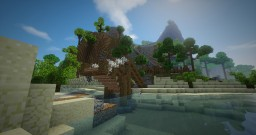 Hulk's Mountain Estate | Rahasia Server Project Minecraft Project