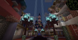 Disney Park Minecraft Project