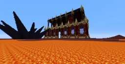 Mégabuild Démoniaque Minecraft Map & Project